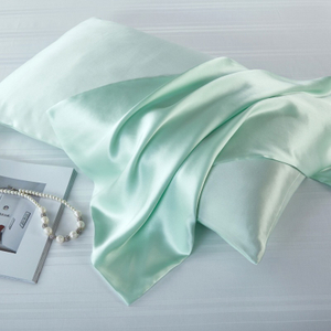 Customized 22 Momme Black Silk Pillowcase Supplier