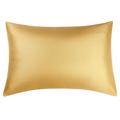 Pure Silk Cooling Long Pillowcase for Curly Hair